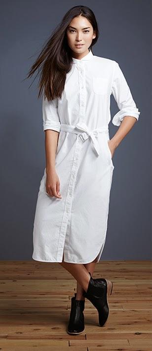 white-dress-black-shoe-booties-shirt-wear-style-fashion-spring-summer-midi-brunette-lunch.jpg