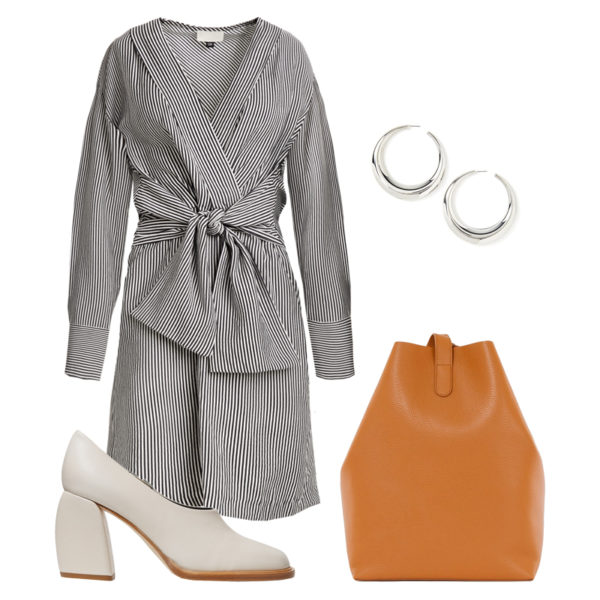 grayl-dress-shirt-white-shoe-pumps-cognac-bag-hoops-stripe-howtowear-fashion-style-outfit-spring-summer-work.jpg