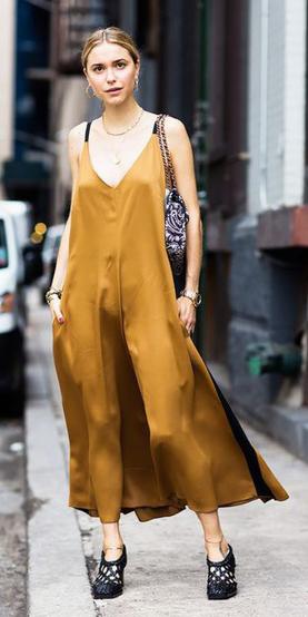yellow-dress-midi-slip-hoops-bun-black-shoe-booties-spring-summer-blonde-lunch.jpg