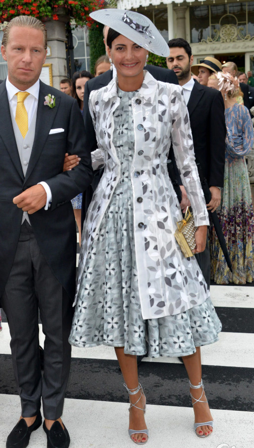 what-to-wear-for-a-spring-wedding-guest-outfit-grayl-dress-midi-coat-gray-shoe-sandalh-hat-earrings-lunch.jpg
