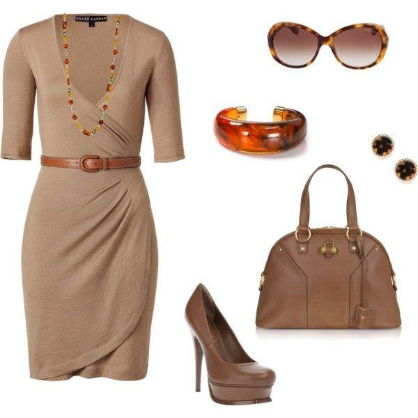 tan-dress-bodycon-wrap-necklace-cognac-bag-cognac-shoe-pumps-belt-sun-bracelet-studs-spring-summer-work.jpg