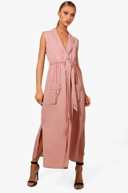 pink-light-dress-shirt-maxi-hoops-pony-hairr-spring-summer-dinner.jpg
