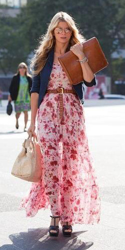 pink-magenta-dress-maxi-floral-print-sheer-belt-blonde-spring-summer-lunch.jpg
