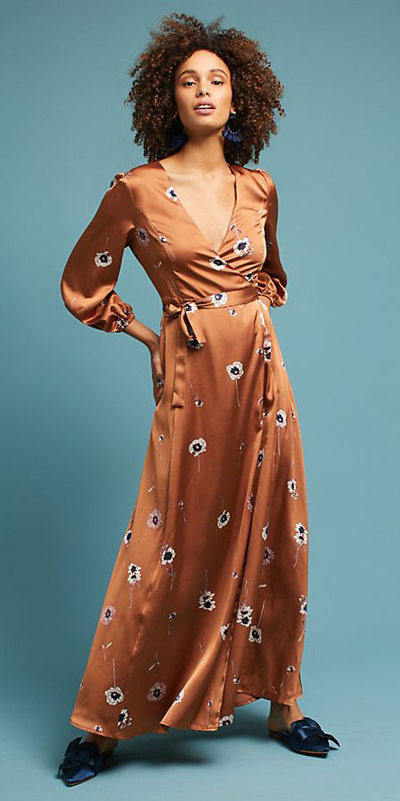 camel-dress-floral-print-maxi-wrap-brun-earrings-blue-shoe-loafers-fall-winter-lunch.jpg