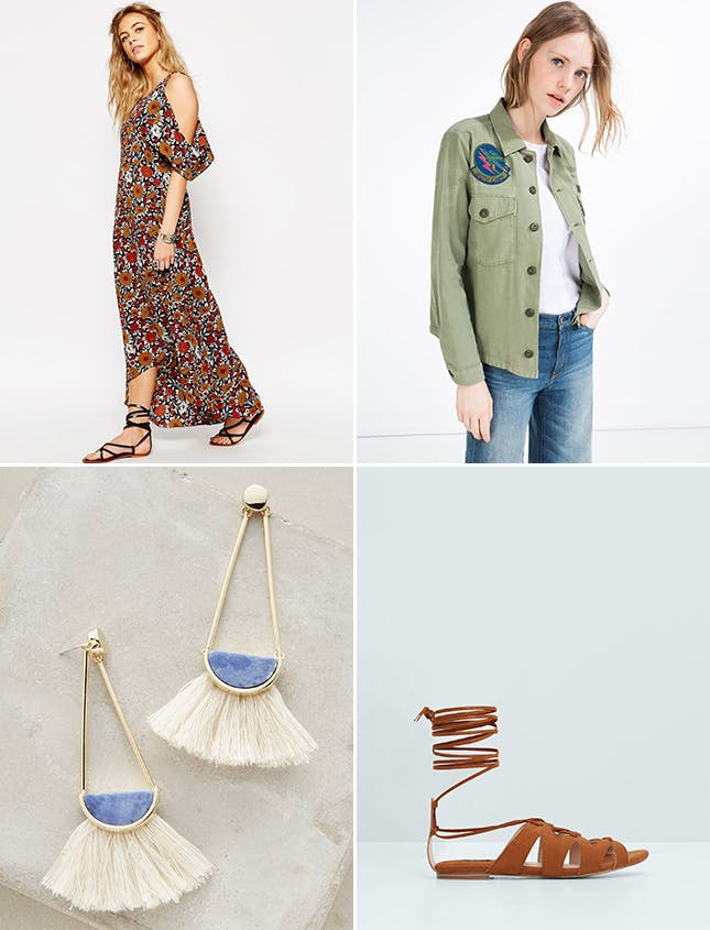 camel-dress-peasant-print-maxi-green-olive-jacket-utility-congac-shoe-sandals-earrings-spring-summer-lunch.jpg