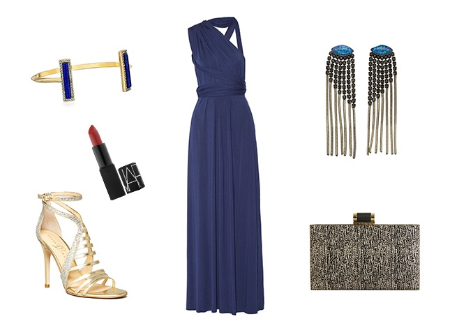 blue-navy-dress-maxi-tan-shoe-sandalh-blue-earrings-bracelet-tan-bag-clutch-wedding-outfit-spring-summer-dinner.jpg