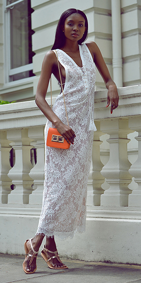 white-dress-maxi-lace-sheer-orange-bag-brun-tan-shoe-sandals-howtowear-fashion-style-outfit-spring-summer-lunch.jpg