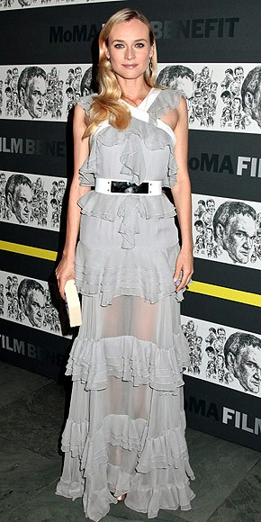 grayl-dress-belt-ruffle-maxi-white-bag-clutch-blonde-dianekruger-howtowear-fashion-style-outfit-spring-summer-dinner.jpg