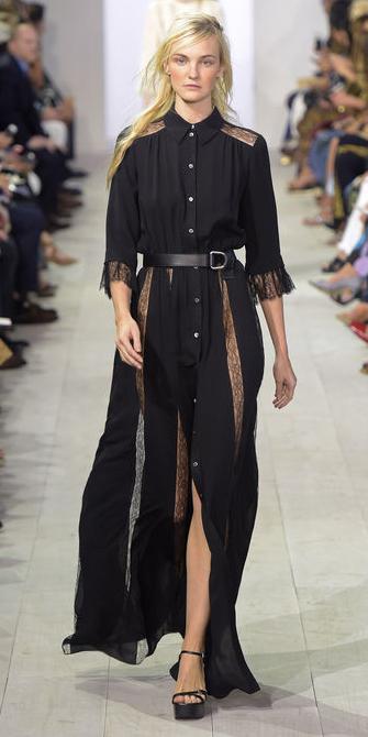 black-dress-black-shoe-sandalw-maxi-shirt-belt-wear-style-fashion-spring-summer-runway-blonde-lunch.jpg