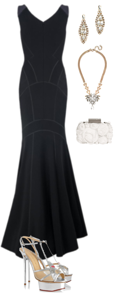 black-dress-maxi-necklace-earrings-white-bag-clutch-gray-shoe-sandalh-howtowear-fashion-style-outfit-fall-winter-holiday-dinner.jpg