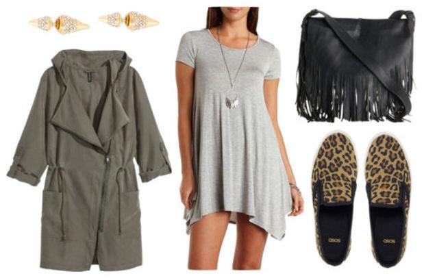 grayl-dress-green-olive-jacket-tan-shoe-sneakers-black-bag-crossbody-howtowear-fashion-style-outfit-spring-summer-tshirt-leopard-studs-fringe-weekend.jpg