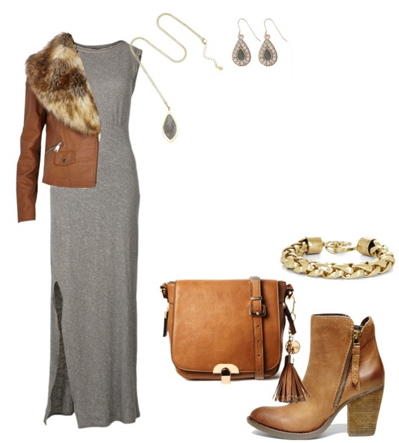 grayl-dress-camel-jacket-moto-cognac-bag-cognac-shoe-booties-bracelet-necklace-pend-earrings-maxi-tshirt-fall-winter-lunch.jpg