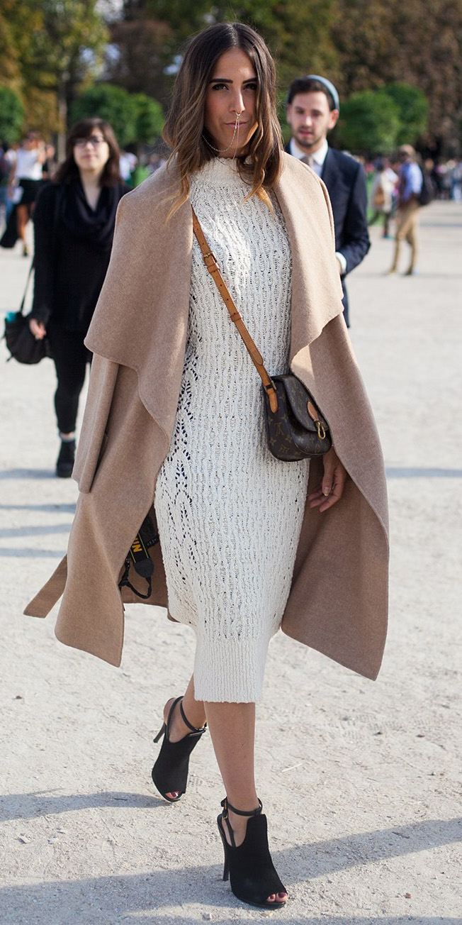 how-to-style-white-dress-sweater-black-shoe-sandalh-tan-jacket-coat-hairr-fall-winter-fashion-lunch.jpg