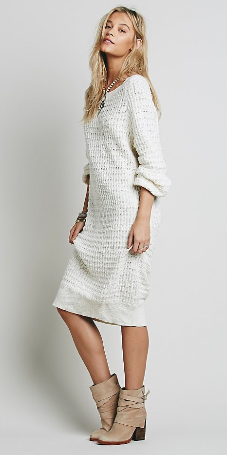 white-dress-a-tan-shoe-booties-howtowear-fashion-style-outfit-fall-winter-sweater-chunky-knit-freepeople-necklace-blonde-weekend.jpg
