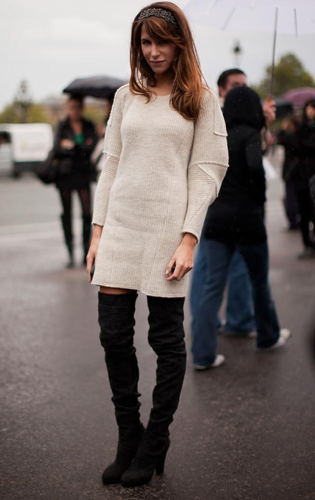 white-dress-sweater-black-shoe-boots-otk-head-fall-winter-hairr-lunch.jpg