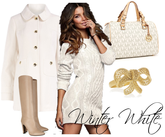 white-dress-white-jacket-coat-tan-shoe-boots-white-bag-howtowear-fashion-style-outfit-fall-winter-sweater-ring-cableknit-hairr-lunch.jpg