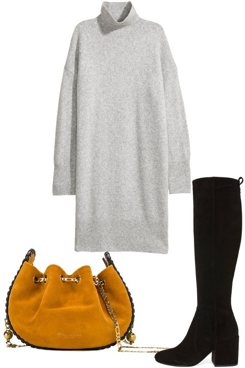 grayl-dress-sweater-black-shoe-boots-yellow-bag-thanksgiving-outfits-fall-winter-weekend.jpg