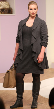 grayd-dress-grayd-cardiganl-black-tights-gray-shoe-boots-tan-bag-pony-blonde-sweater-howtowear-fashion-style-outfit-fall-winter-lunch.jpg