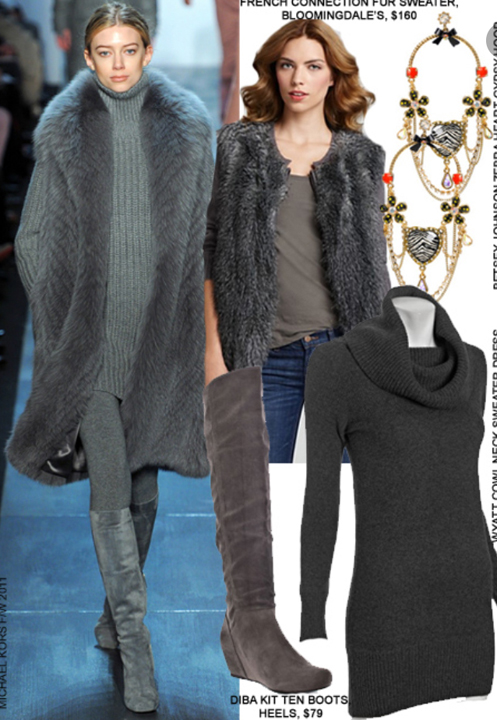 grayd-dress-grayd-vest-fur-gray-shoe-boots-gray-tights-turtleneck-sweater-wear-style-fashion-fall-winter-monochrome-outfit-blonde-lunch.jpg