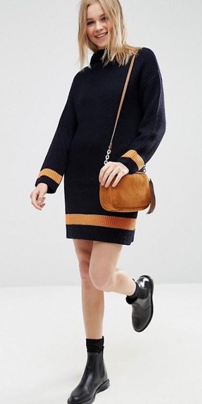 black-dress-sweater-cognac-bag-socks-black-shoe-booties-fall-winter-blonde-weekend.jpeg