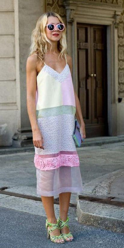 pink-light-dress-slip-green-shoe-sandalh-sun-blonde-sheer-spring-summer-dinner.jpg