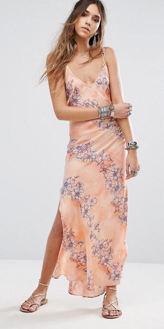 peach-dress-slip-floral-print-gray-shoe-sandals-spring-summer-hairr-weekend.jpg