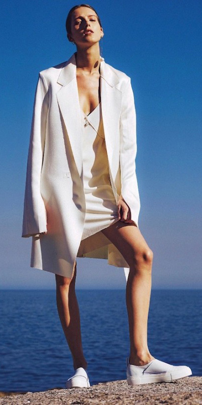 white-dress-white-jacket-blazer-oversize-white-shoe-sneakers-bun-howtowear-fashion-style-outfits-spring-summer-slip-lunch.jpg