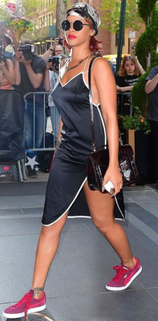 black-dress-a-red-shoe-sneakers-necklace-head-white-scarf-black-bag-sun-slip-wear-style-fashion-spring-summer-rihanna-celebrity-hairr-lunch.jpg