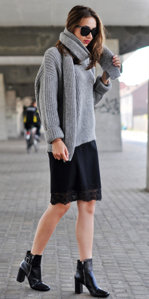 black-dress-grayl-sweater-black-shoe-booties-grayl-scarf-howtowear-fashion-style-outfit-fall-winter-slip-layer-sun-hairr-lunch.jpg
