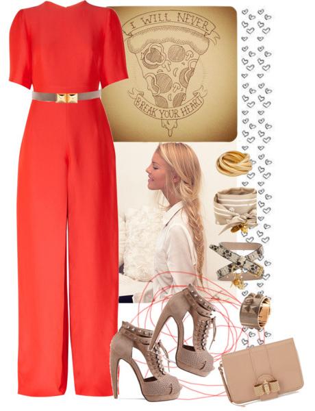 red-jumpsuit-tan-shoe-sandalh-tan-bag-braid-belt-howtowear-fashion-style-outfit-spring-summer-dinner.jpg