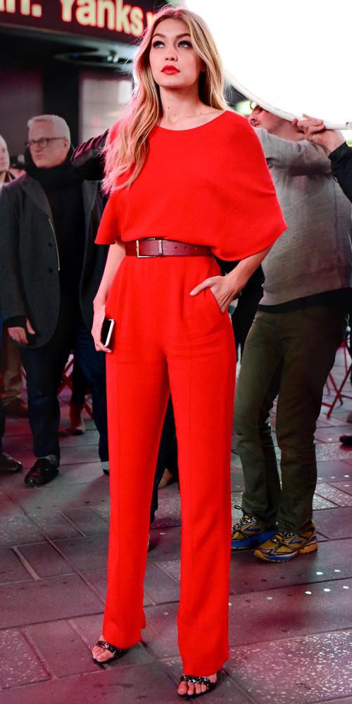 red-jumpsuit-belt-gigihadid-howtowear-fall-winter-blonde-dinner.jpg