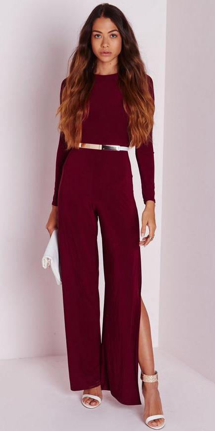 burgundy-jumpsuit-white-shoe-sandalh-white-bag-clutch-howtowear-fall-winter-hairr-dinner.jpg