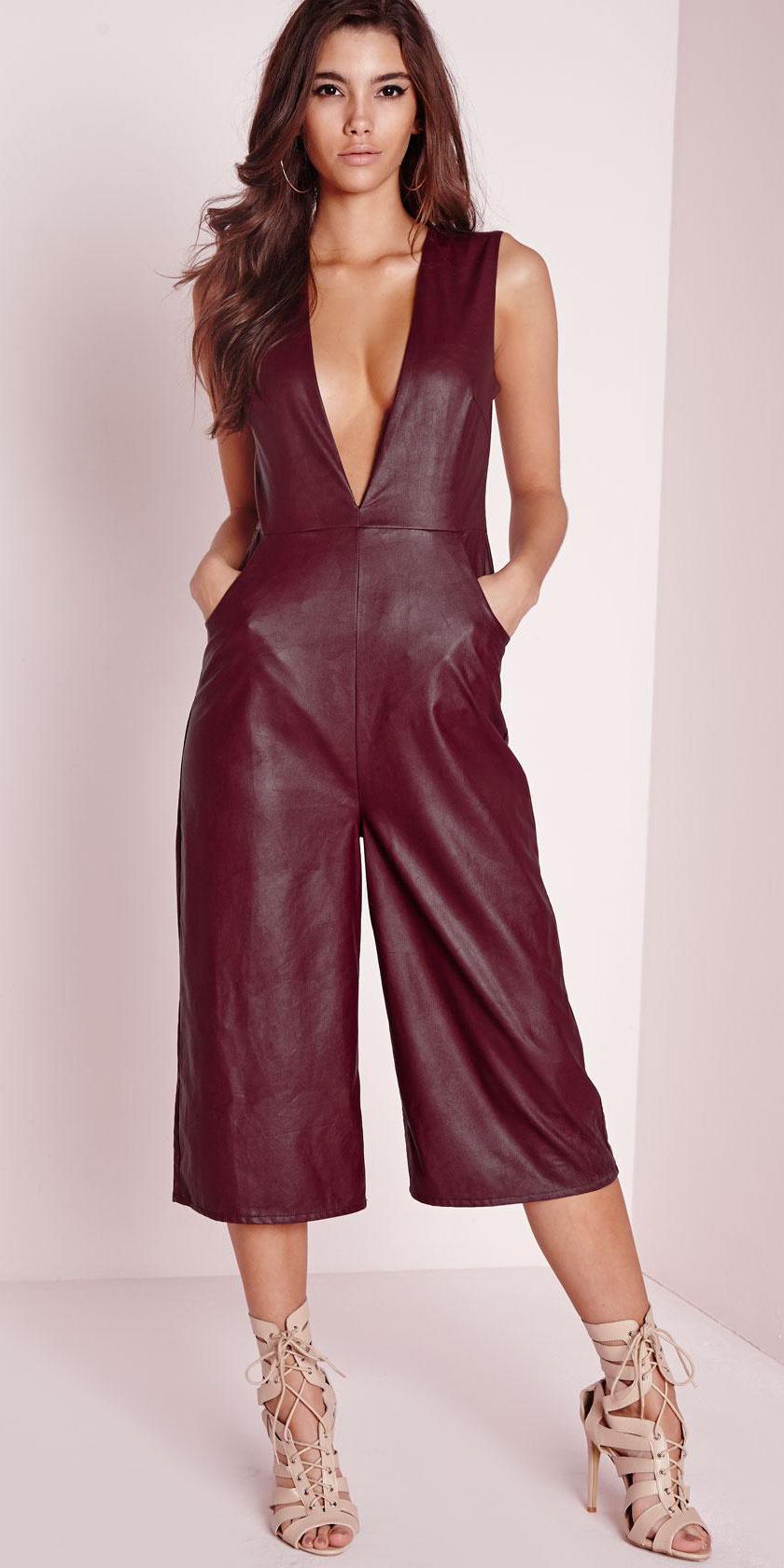 burgundy-jumpsuit-tan-shoe-sandalh-hoops-leather-howtowear-fall-winter-brun-dinner.jpg