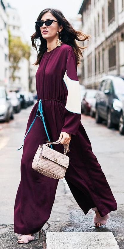burgundy-jumpsuit-tan-bag-hairr-earrings-sun-longsleeve-fall-winter-lunch.jpg