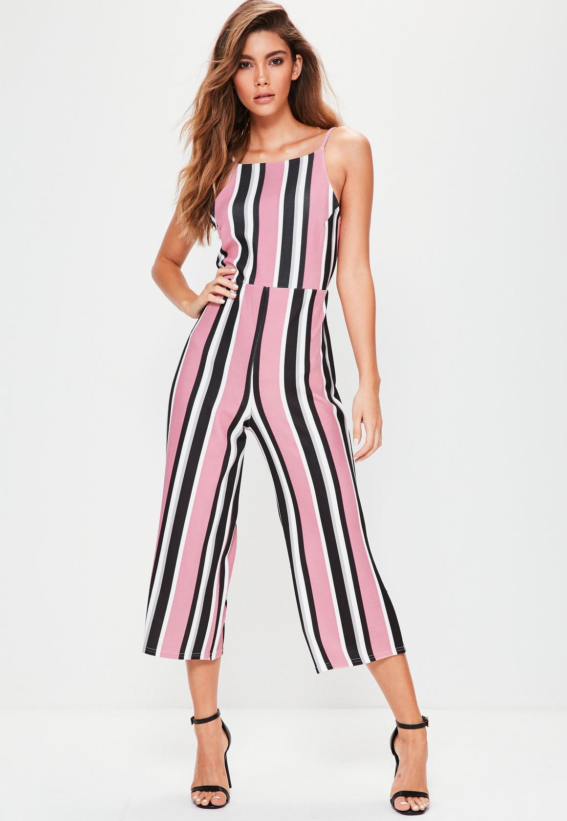 pink-light-jumpsuit-vertical-stripe-print-black-shoe-sandalh-howtowear-spring-summer-hairr-lunch.jpg