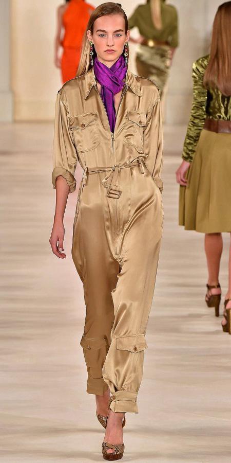 tan-jumpsuit-purple-royal-scarf-blonde-silk-tan-shoe-sandalw-earrings-fall-winter-lunch.jpg