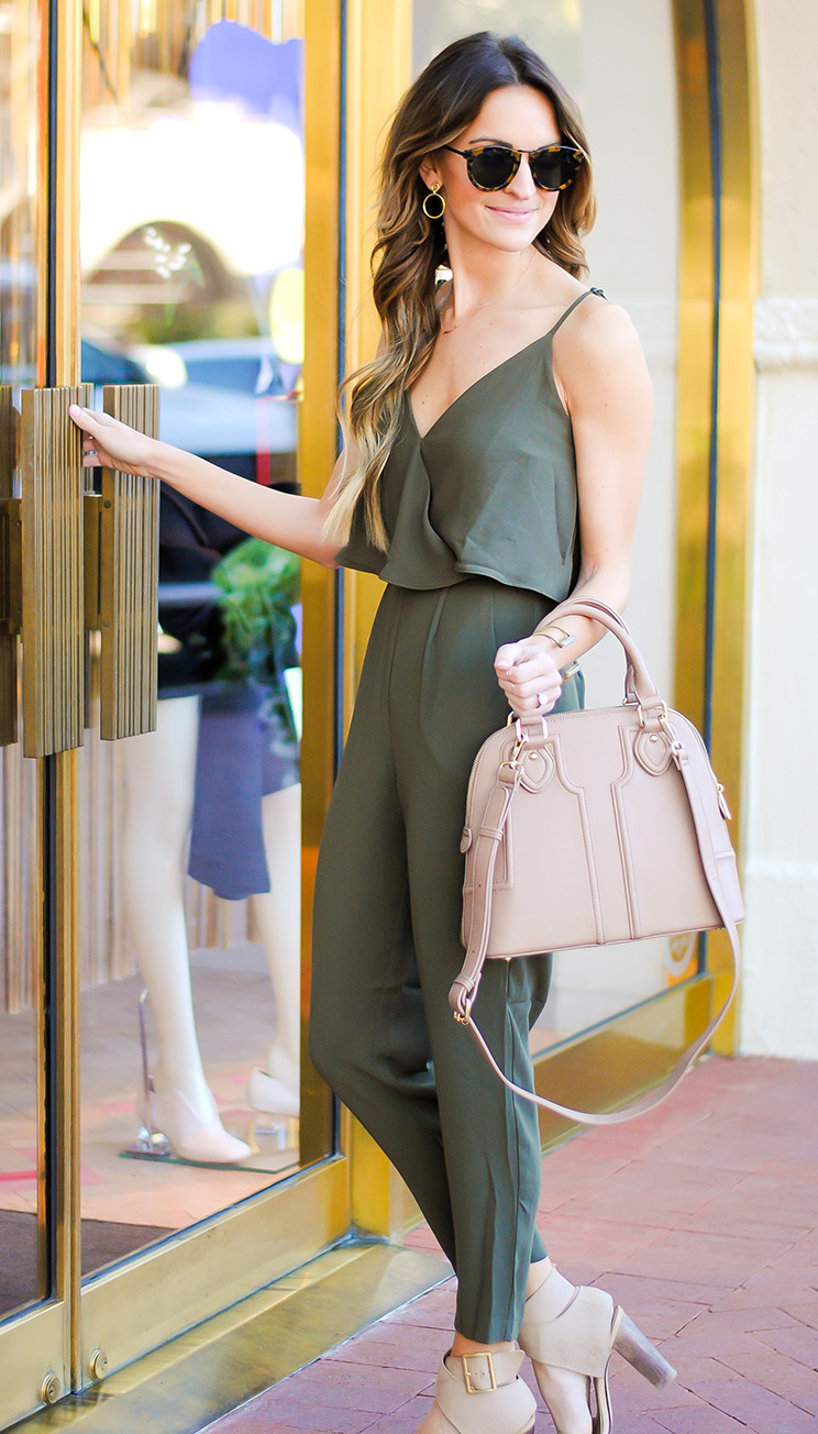 green-olive-jumpsuit-earrings-tan-shoe-sandalh-tan-bag-sun-howtowear-fashion-style-outfit-spring-summer-hairr-lunch.jpg