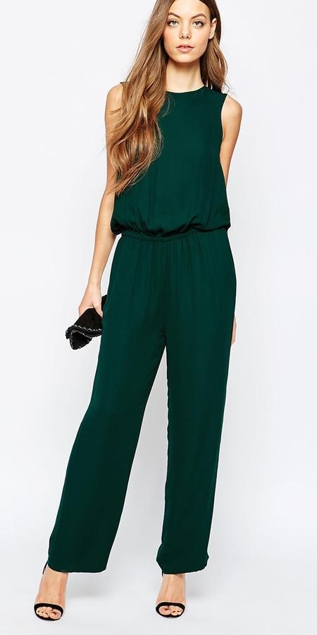 green-dark-jumpsuit-howtowear-fall-winter-hairr-dinner.jpg