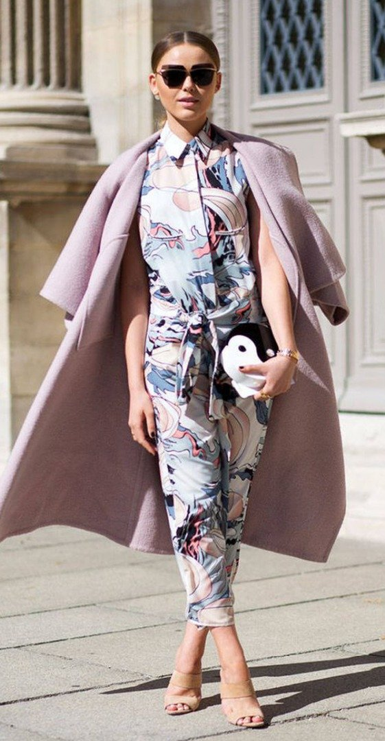 blue-light-jumpsuit-print-pink-light-jacket-coat-sun-white-bag-tan-shoe-sandalh-howtowear-spring-summer-hairr-lunch.jpg
