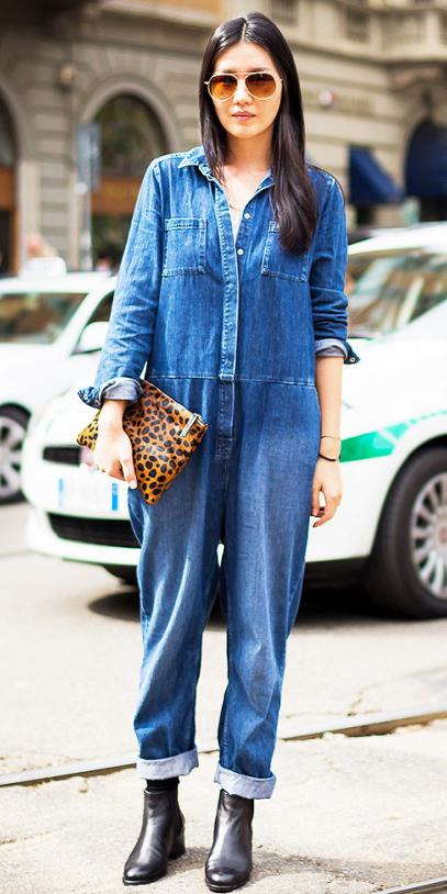 blue-med-jumpsuit-denim-sun-black-shoe-booties-howtowear-fall-winter-brun-weekend.jpg