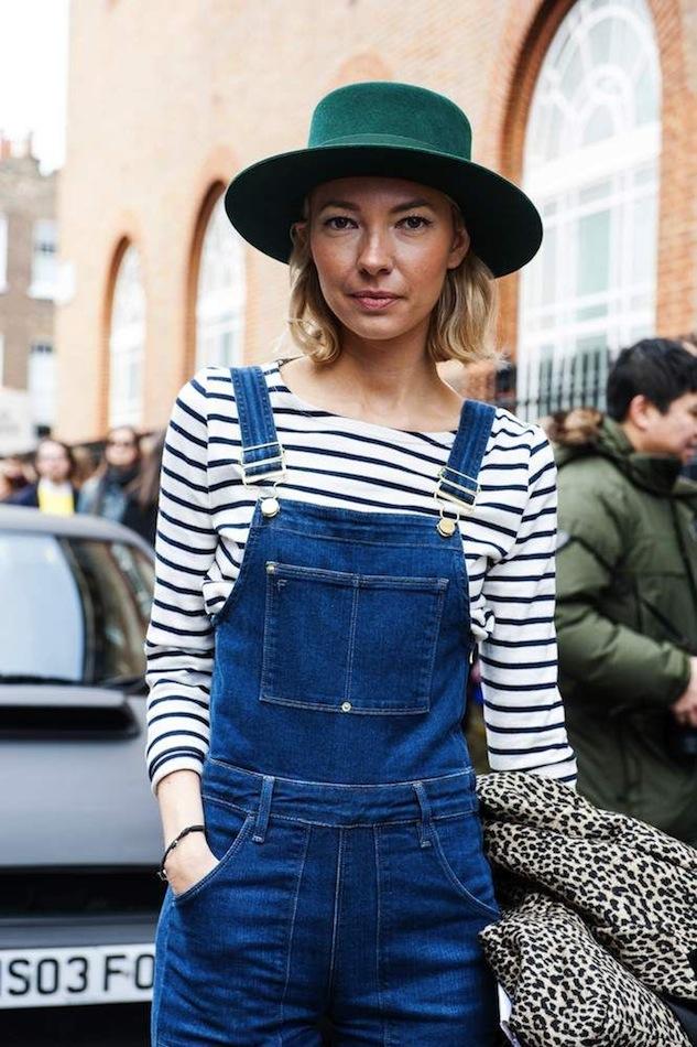 blue-med-jumpsuit-blue-navy-tee-stripe-blonde-fall-winter-wear-fashion-style-denim-overalls-hat-lunch.jpg