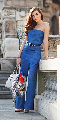 blue-med-jumpsuit-belt-strapless-gray-bag-howtowear-spring-summer-hairr-lunch.jpg