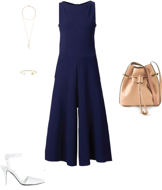 blue-navy-jumpsuit-white-shoe-sandalh-necklace-pend-tan-bag-playsuit-howtowear-fashion-style-spring-summer-office-work.jpg