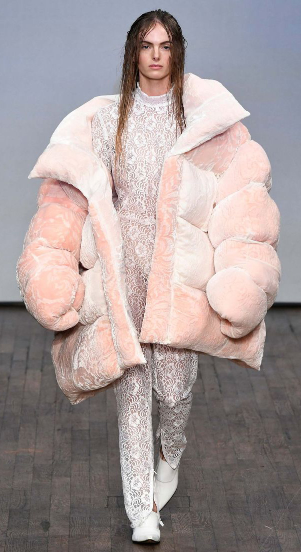 white-jumpsuit-lace-oversized-runway-pink-light-jacket-coat-puffer-fall-winter-blonde-lunch.jpg