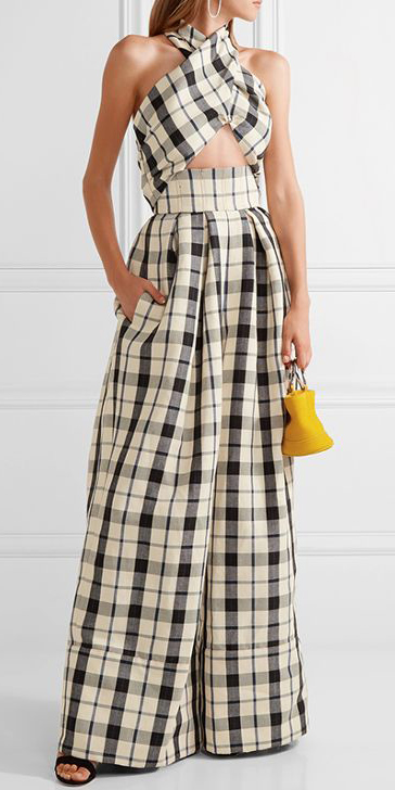 white-jumpsuit-plaid-gingham-yellow-bag-cutout-spring-summer-lunch.jpg