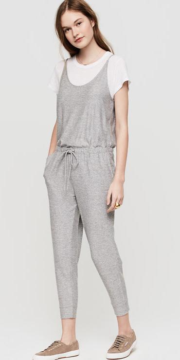 grayl-jumpsuit-white-tee-tan-shoe-sneakers-loft-howtowear-fashion-style-outfit-spring-summer-hairr-weekend.jpg