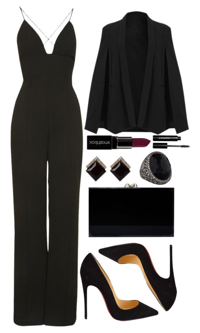 black-jumpsuit-black-jacket-blazer-howtowear-fashion-style-outfit-fall-winter-basic-black-shoe-pumps-mono-ring-studs-black-bag-clutch-evening-night-dinner.jpg