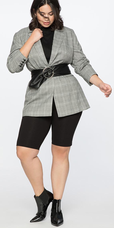 black-shorts-cycling-bike-grayl-jacket-blazer-wide-belt-brun-black-shoe-booties-fall-winter-lunch.jpg