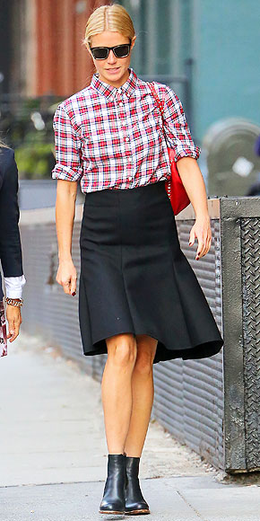 black-aline-skirt-red-plaid-shirt-red-bag-sun-bun-wear-style-fashion-spring-summer-black-shoe-booties-gwenythpaltrow-celebrity-street-blonde-lunch.jpg