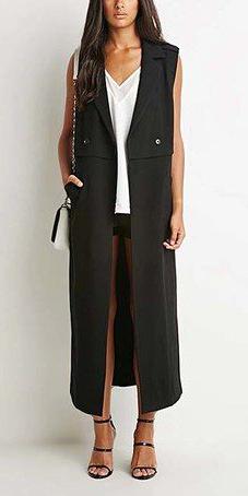 black-shorts-white-cami-white-bag-brun-black-shoe-sandalh-black-vest-tailor-spring-summer-lunch.jpg